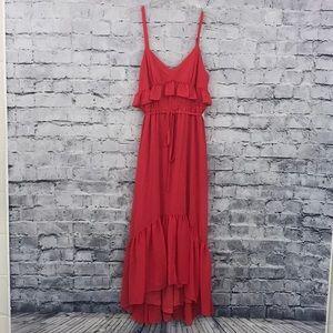 Calvin Klein Maxi Dress 01000